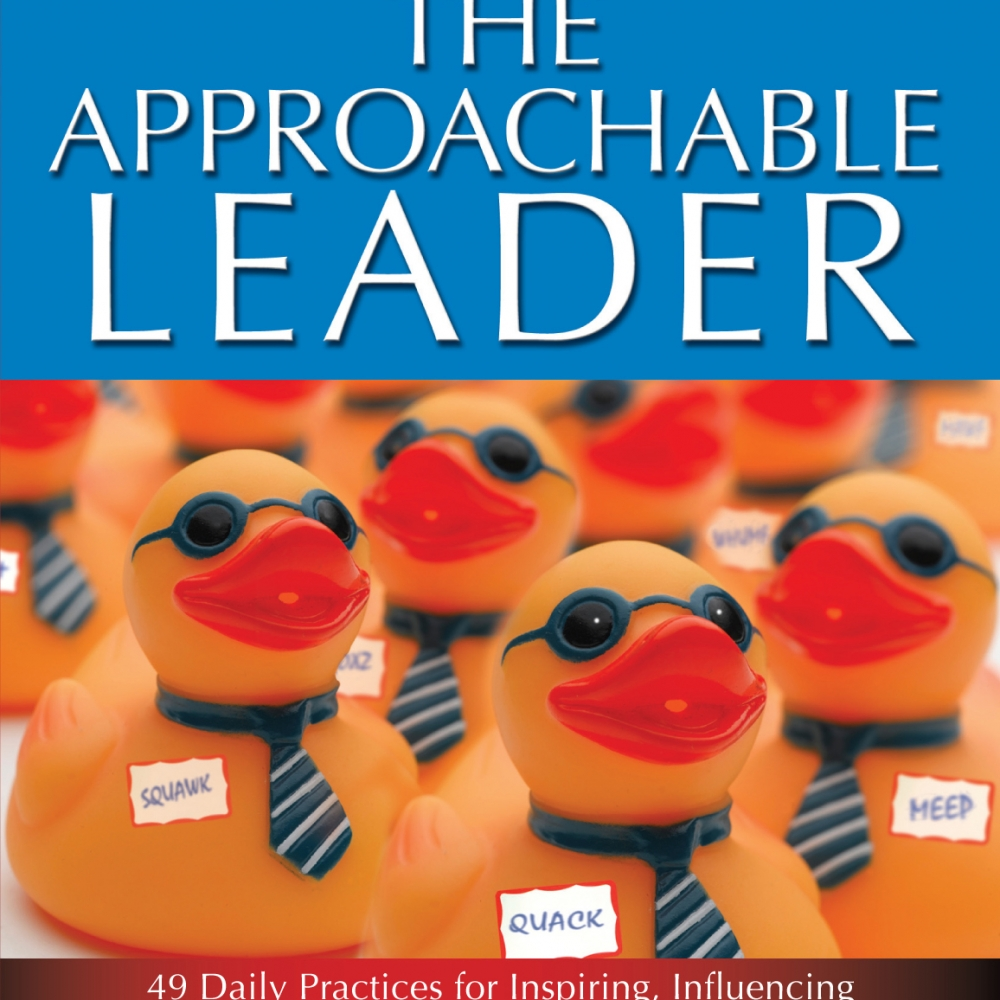 The Approachable Leader
